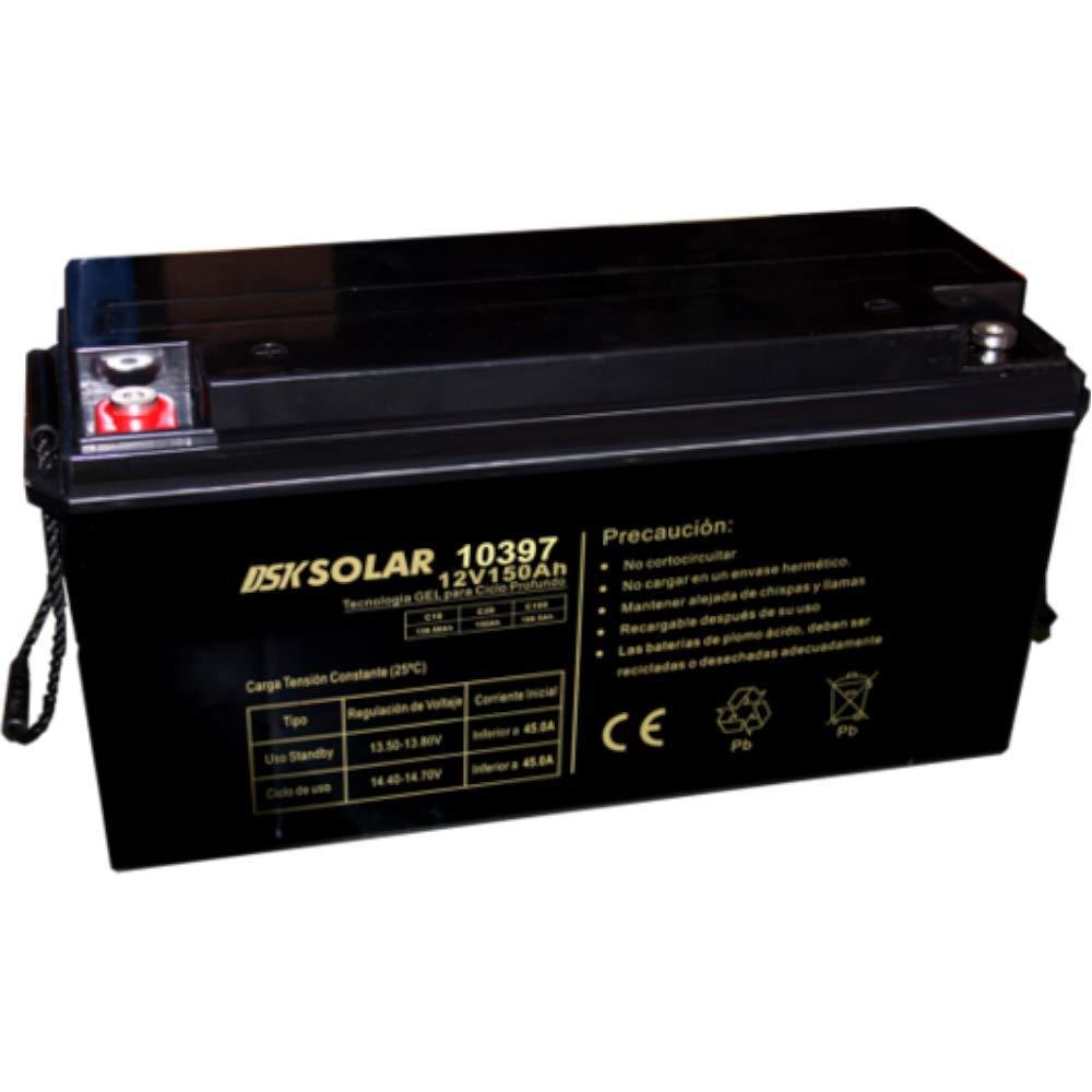 DSK Solar 12v150Ah