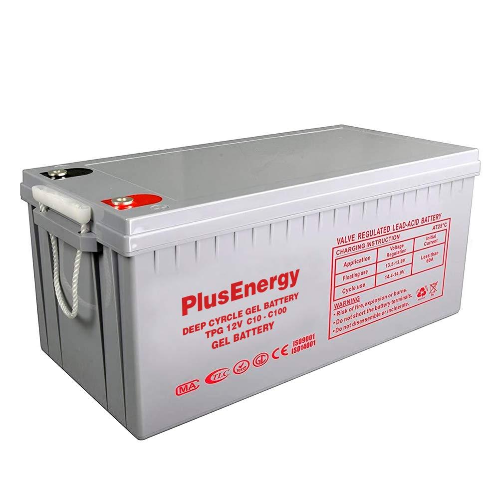 PlusEnergy 12v250Ah