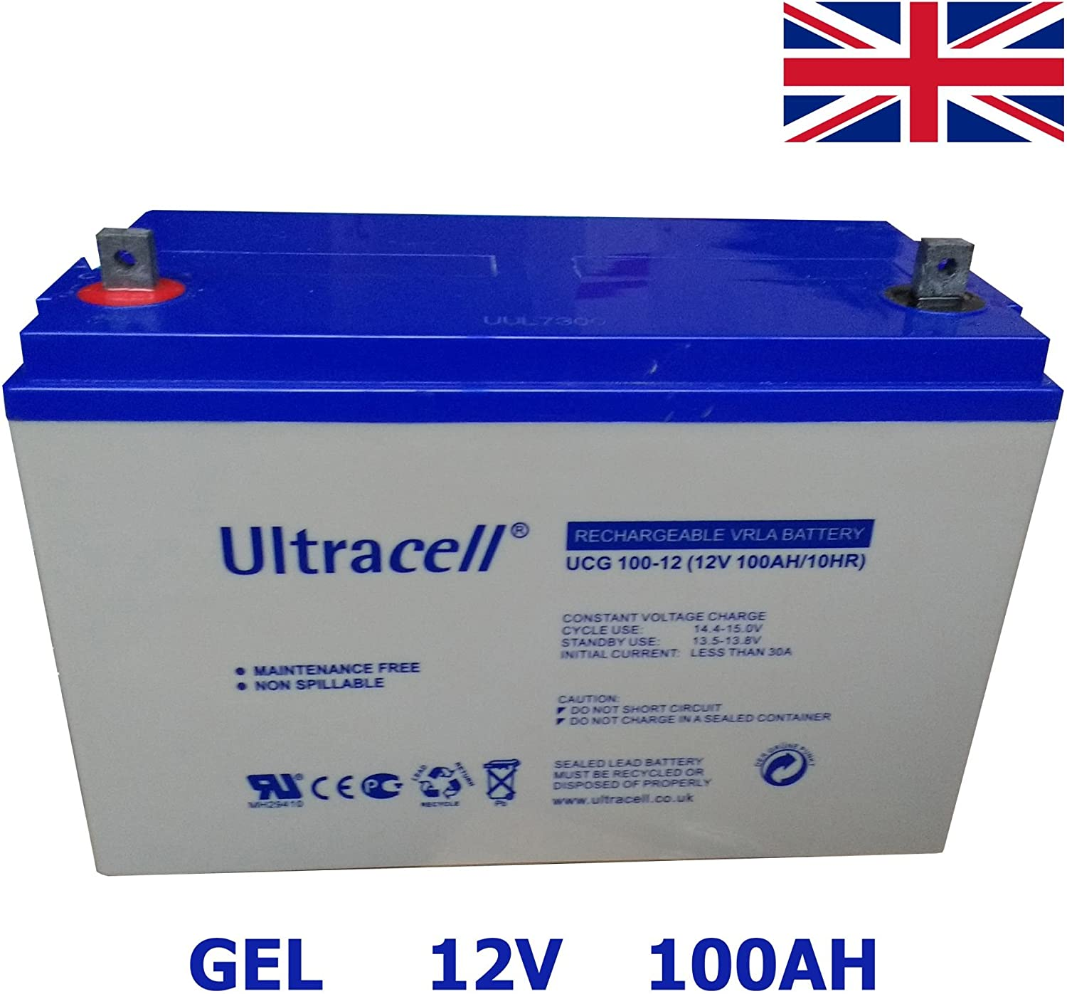 UltraCell 12v100Ah